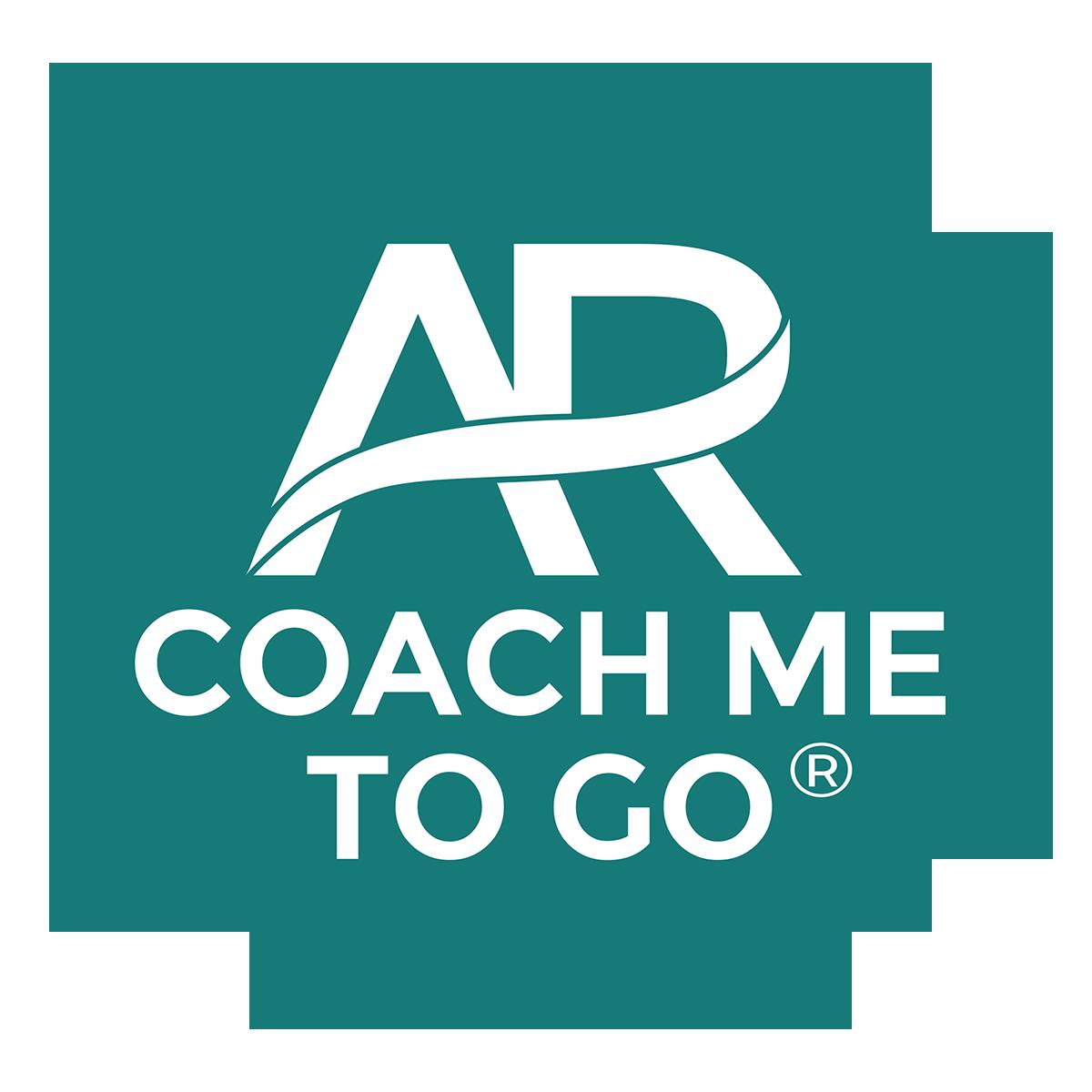 Logo AR coach me to go